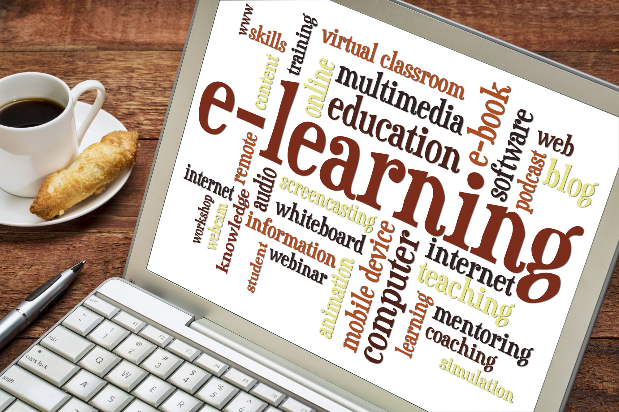 Formazione online - Imparare una lingua straniera a distanza